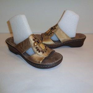 Natural Soul Shoes - Natural Soul Naturalizer Size 7.5 SAYMORE Sandals
